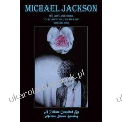 """Michael Jackson: We Love You More """"Our Voice Will Be Heard"""" Volume One Shawn Henning Kalendarze ścienne"""