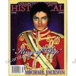 Historical Collector's Edition King of Pop Michael Jackson 1958-2009 Instrukcje napraw