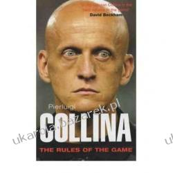 The Rules of the Game Pierluigi Collina Kalendarze książkowe