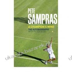 Pete Sampras: A Champion's Mind  Pete Sampras, Peter Bodo Kalendarze ścienne
