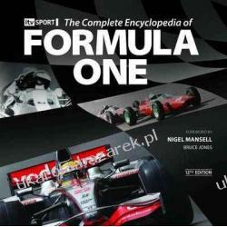 ITV Sport Complete Encyclopedia of Formula One