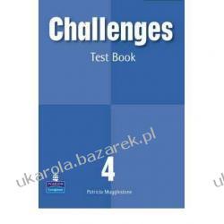 Challenges: Test Book 4 Patricia Mugglestone