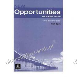 Opportunities Global Pre-Int Test CD Pack: WITH Opportunities Pre-Int Global Test Book AND Audio CD Dominika Szmerdt, Monika Galbarczyk