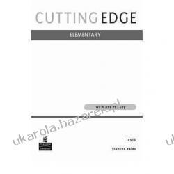 Cutting Edge Elementary Tests Zdrowie dzieci