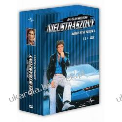 Nieustraszony sezon 1 David Hasselhoff 11DVD