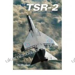 TSR.2: Britain's Lost Cold War Strike Aircraft Tim McLelland Kalendarze ścienne