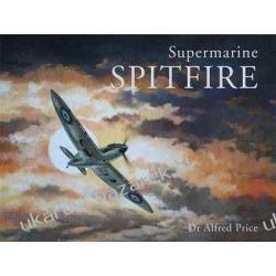 Supermarine Spitfire Alfred Price Kalendarze ścienne