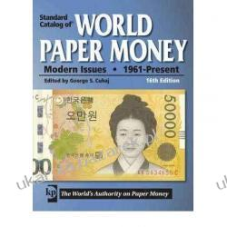 Standard Catalog of World Paper Money Modern Issues 1961 - Present 16th edition