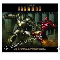 Iron Man: The Art of Iron Man the Movie John Rhett Thomas Kalendarze ścienne