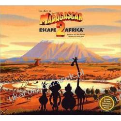 """The Art and Making of """"Madagascar"""" Escape 2 Africa"""