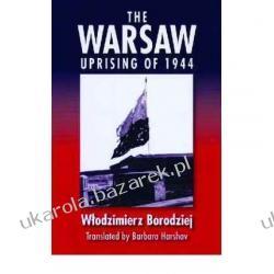 The Warsaw Uprising of 1944 Wlodzimierz Borodziej Kalendarze książkowe