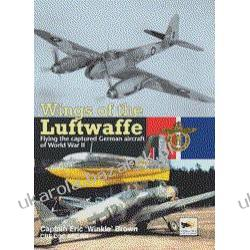 Wings of the Luftwaffe Flying German Aircraft of World War II Eric Brown Anime