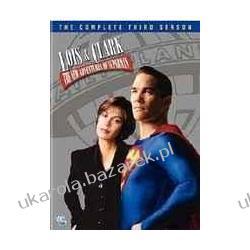 Lois And Clark - The New Adventures Of Superman - Season 3 (Box Set) nowe przygody supermana Samochody