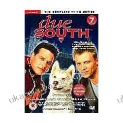 Due South season 3 Na południe [Repackaged] DVD