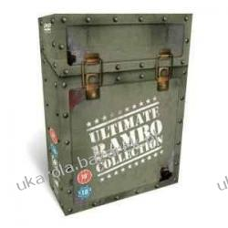 Ultimate Rambo Collection 4 Discs DVD