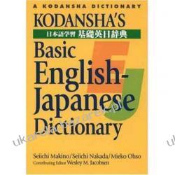 Kodansha's Basic English-Japanese Dictionary Seiichi Makino