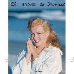 Andre de Dienes Marilyn  Aktorzy i artyści
