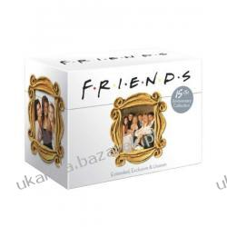 Friends: Complete 15th Anniversary Collection (Seasons 1-10) 40 DVD Kalendarze ścienne