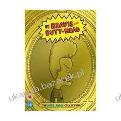 Beavis And Butt-head - The Mike Judge Collection - Collectors Edition (MTV) (10 Discs) Historia