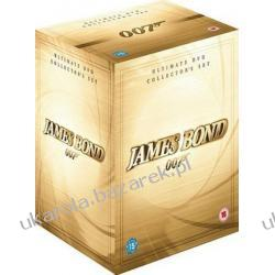 James Bond Ultimate DVD Collector's Set Pozostałe