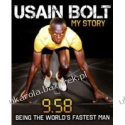 Usain Bolt My Story 9.58 Being the World's Fastest Man  Sportowcy