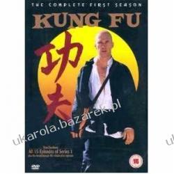 Kung Fu The Complete First Season David Carradine Zagraniczne