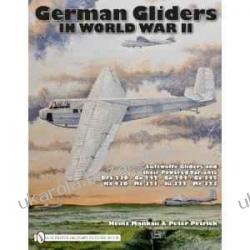 German Gliders in World War II: Luftwaffe Gliders and Their Powered Variants Wolfgang Mankau Peter Petrick Kalendarze ścienne