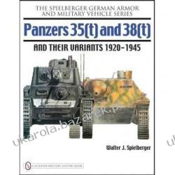 Panzers 35(t) and 38(6) and Their Variants 1920-1945 Kalendarze ścienne