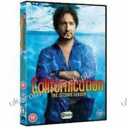Californication - The Second Season DVD Kalendarze ścienne