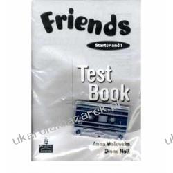 Friends Starter and 1 Test Book and Test Cassette Pack