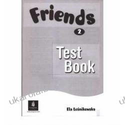 Friends 2 Test book Lotnictwo