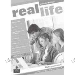 Real Life Global Pre-Intermediate Test Book and Test Audio CD Pack