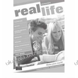 Real Life Global Elementary Test Book and Test Audio CD Pack