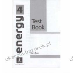 Energy Test Book Pt. 4
