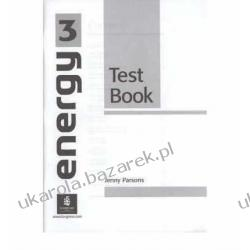 Energy Test Book 3