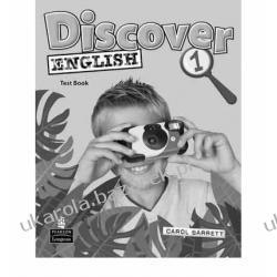 Discover English 1 Test Book Kalendarze ścienne
