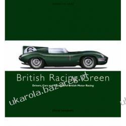 British Racing Green Racing Colours1 David Venables