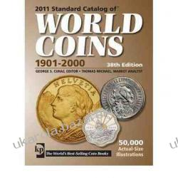 2011 Standard Catalog of World Coins 1901-2000 38th edition