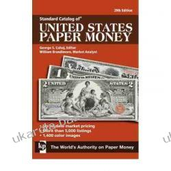 Standard Catalog Of United States Paper Money Samochody