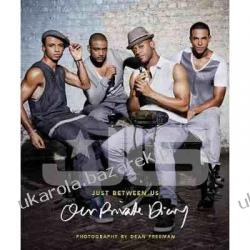 JLS: Just Between Us: Our Private Diary Kalendarze ścienne