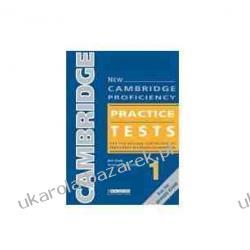 New Cambridge Proficiency Practice Tests 1: Student's Book