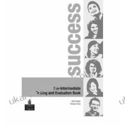 Success: Pre-intermediate Test Book Rod Fricker Kalendarze ścienne