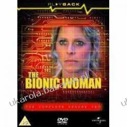 Bionic Woman - Series 2 - Complete [DVD] Marynarka Wojenna