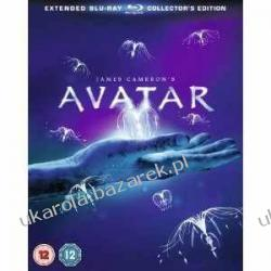 Avatar Extended Collector's Edition [Blu-ray] Płyty Blu-ray