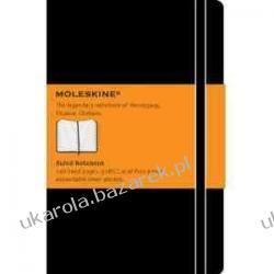 Moleskine Ruled Notebook (13 x 21cm)