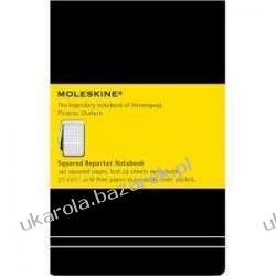 Moleskine Pocket Reporter Squared Notebook Broń pancerna