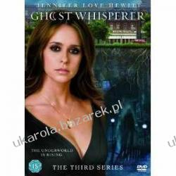 Ghost Whisperer Season 3 DVD Zaklinacz dusz sezon 3