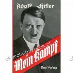 Mein Kampf Adolf Hitler (german Language edition) Pozostałe