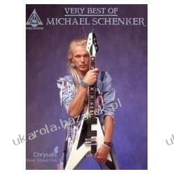 Very Best of Michael Schenker Hal Leonard Publishing Corporation The scorpions