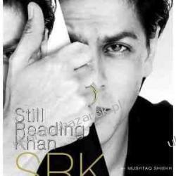 Shah Rukh Khan Still Reading Khan Mushtaq Shiekh Kalendarze ścienne